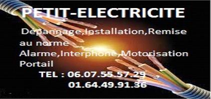 petit electricite
