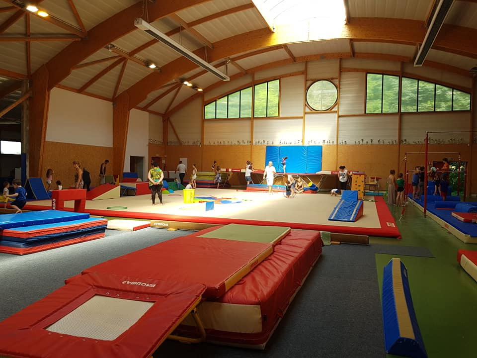 parcour baby gym as Marcoussis