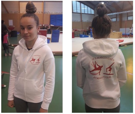 sweat AS marcoussis Gym enfant