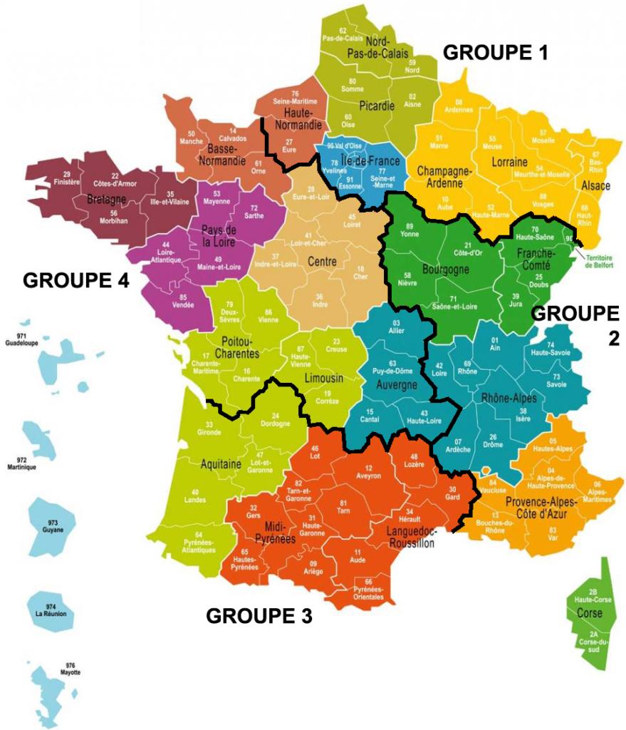 carte region ufolep