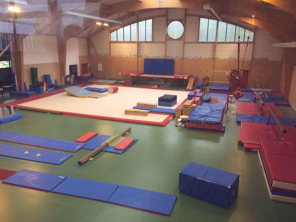 salle gym as marcoussis gym 91